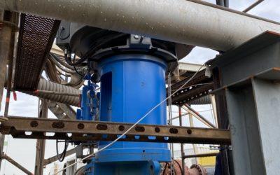 Efficacité des puits et nombre de centrales